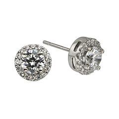 Diamonore™ 1½ CT. T.W. Simulated Diamond Stud Earrings