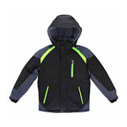 Boys Heavyweight 3-In-1 System Jacket-Big Kid