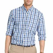 Izod Button-Front Shirt