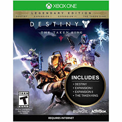 Destiny Taken King Legend Video Game-XBox One