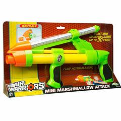 Buzz Bee Toys Air Warriors Mini Marshmellow Attack Toy Playset