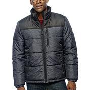 Zero Xposur® Flex-Quilted Puffer Coat