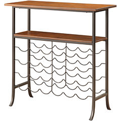 Wesley Wine Console Table