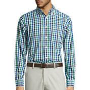 Dockers Plaid Button-Front Shirt