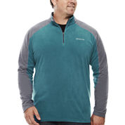Columbia Quarter-Zip Pullover Big and Tall
