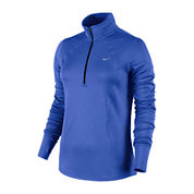Nike® Long-Sleeve Racer Half-Zip Top