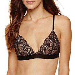 French Affair Wireless Bralette-3968br