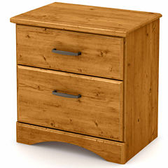 Cabana 2-Drawer Nightstand