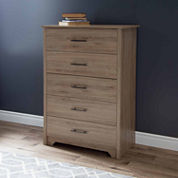 Fusion 5-Drawer Chest