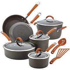 Rachael Ray® Cucina 12-pc. Hard-Anodized Cookware Set