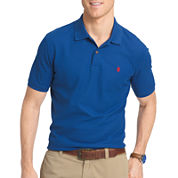 IZOD® Short-Sleeve Advantage Polo Shirt