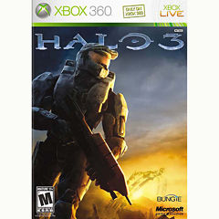 Halo 3 Video Game-XBox 360