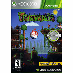 Terraria Video Game-XBox 360