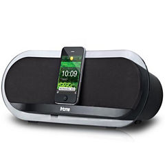 iHome iP3BZC Bongiovi Digital Speaker System for iPhone/iPod