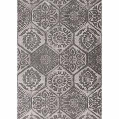 Mosaic Rectangular Rug