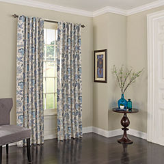 Eclipse Nina Rod-Pocket Curtain Panel