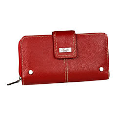Buxton® Westcott Organizer Clutch Wallet