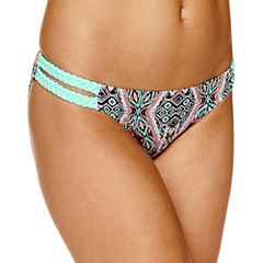 Ibiza Solid Hipster Swimsuit Bottom-Juniors
