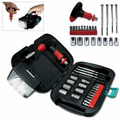 Natico 25-pc. Hand Tool Set
