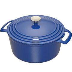 Cooks 5½-qt. Enameled Cast Iron Dutch Oven