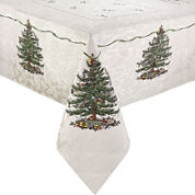 Avanti Spode® Christmas Tree Tablecloth