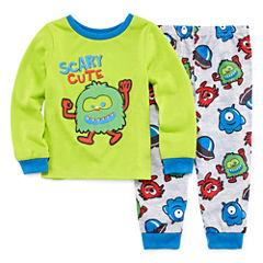 2-pc. Kids Monster Pajama Set Boys