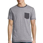 Lee Short Sleeve Crew Neck T-Shirt