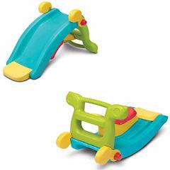 Grow'N Up Fun Slide N Rocker