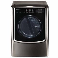 LG SIGNATURE 9.0 cu. ft. TurboSteam Electric Dryer