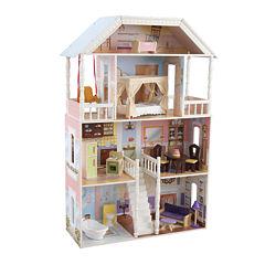 KidKraft® Savannah Dollhouse with Furniture
