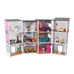 KidKraft® Uptown Dollhouse with Furniture