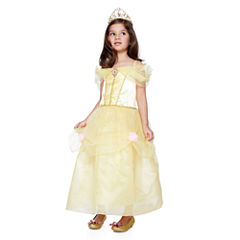 Disney Collection Belle Costume, Tiara and Shoes