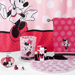 Disney Minnie Mouse Bath Collection