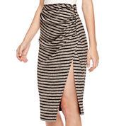 I 'Heart' Ronson® Stripe Skirt