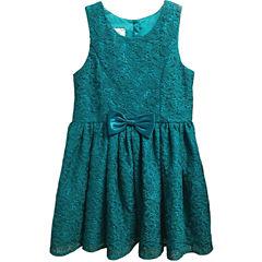 Marmellata Sleeveless Babydoll Dress - Toddler Girls