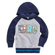 Okie Dokie Pixar Hero Fleece Hoodie - Toddler 2T-5T