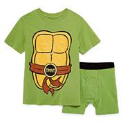 Underoos Teenage Mutant Ninja Turtles Underwear Set- Boys 4-12