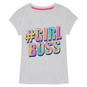 Xersion Graphic T-Shirt-Big Kid Girls