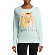 The Lion King Brushed Fleece Sweatshirt- Juniors