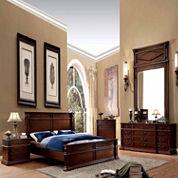 Logan Transitional 4-pc. Bedroom Set