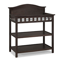 Thomasville Kids Southen Dunes Changing Table- Espresso