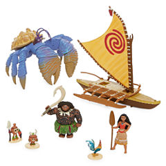 Disney Moana Toy Playset
