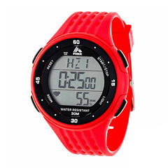 Rbx Unisex Red Strap Watch-Rbxhr001re