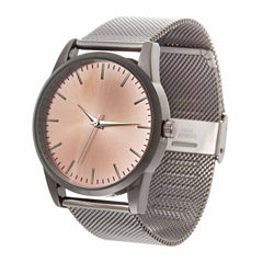 Xtreme Time Mens Black Bracelet Watch-Nwy378098bk-Ro