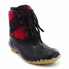 Western Chief 4 Eye Duck Womens Winter Boots