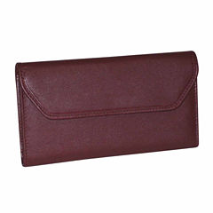 Buxton Cal Q Clutch Clutch Wallet