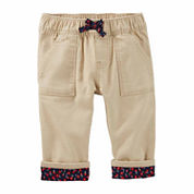 Oshkosh Girls Pull-On Pants