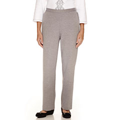 Alfred Dunner Casual Friday Pattern Pants