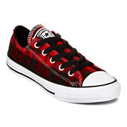 Converse Chuck Taylor All Star Plaid Boys Sneakers - Little Kids/Big Kids