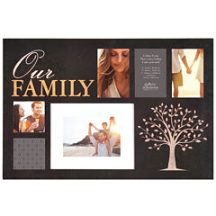 Our Family Photo 6-Opening Collage Picture Frame